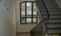 Σκάλες για τον δεύτερο όροφο