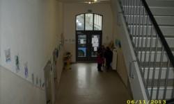 Σκάλες για τον πρώτο όροφο
