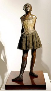 (FILE) BRITAIN ARTS DEGAS SCULPTURE SALE